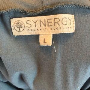 Synergy Organic Clothing Dresses - Dusty blue Daenerys Targaryen dress